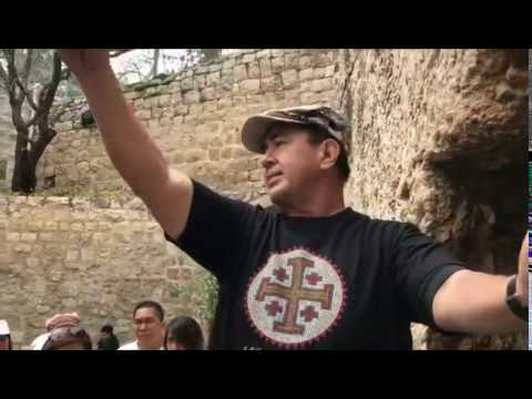 ▶️ #31 The Garden Tomb Part 1   #Jerusalem - Israel Pdt. Gilbert Lumoindong