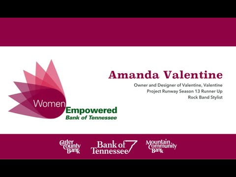 April 2016 Women Empowered Event with Amanda Valentine