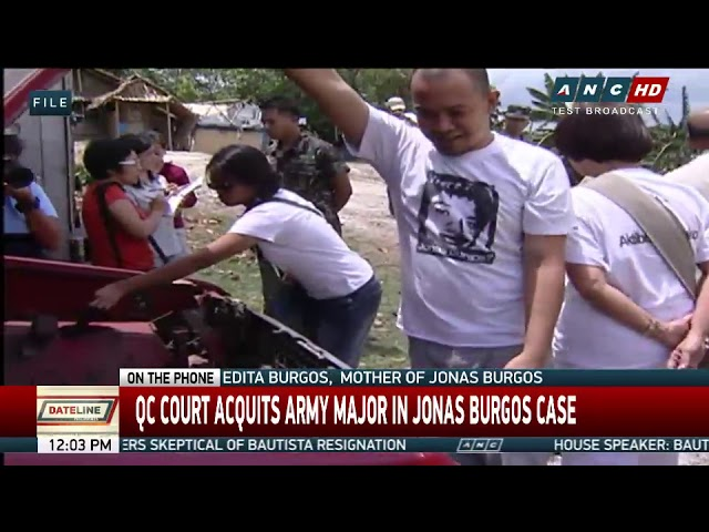10 years on, Jonas Burgos' mother still praying to find missing son