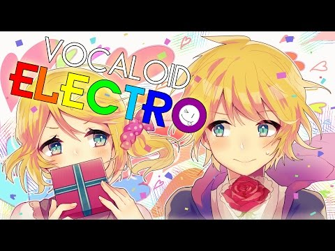 【Official】dezzy - chocolate box ft. Kagamine Rin&Len【English subs】