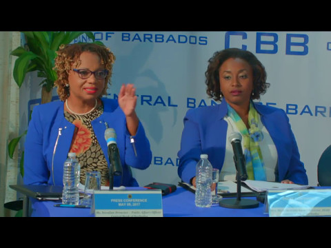 Press Conference on Barbados' Economic Performance - First Quarter of 2017