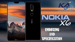 Nokia X6 Unboxing, First Look & Spec [Urdu/Hindi]