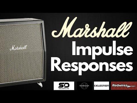 Impulse Response for Guitar - BEST Marshall Cabs!