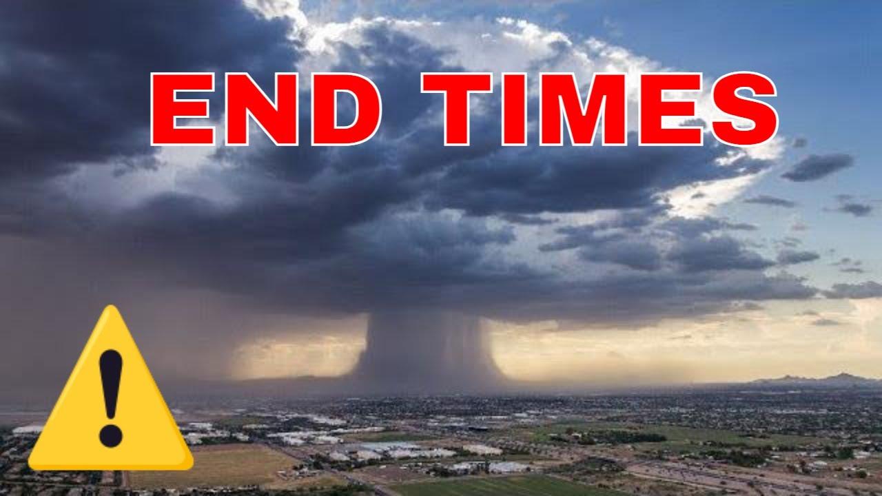 END TIMES NEWS | STRANGE THINGS HAPPENING June 16
