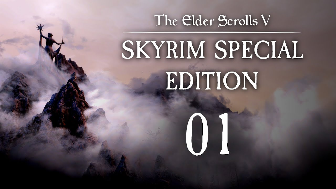 Skyrim Special Edition – Part 1 – We've Been Here Before