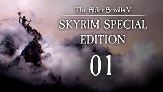 Skyrim Special Edition - Part 1 - We've Been Here Before...