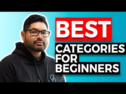 [TUTORIAL] BEST Categories to Sell on Amazon as a Beginner! 😀 thumbnail