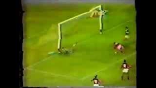 O primeiro gol narrado por Luciano do Valle na Rede Bandeirantes