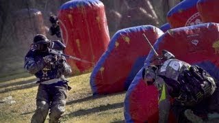 psp dallas open 2013 x hk army paintball