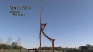 Merlin 2008 Trebuchet