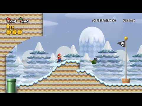 New Super Mario Bros Wii - 100% Walkthrough Co-op ITA - Parte 05 di 19