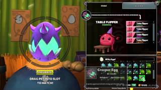 dungeon defenders 2 egg transform plus hatching new pet kakarot table flipper