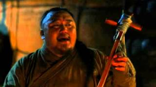 War Song Before Battle by Altan Urag from Marco Polo 2014 ep 10