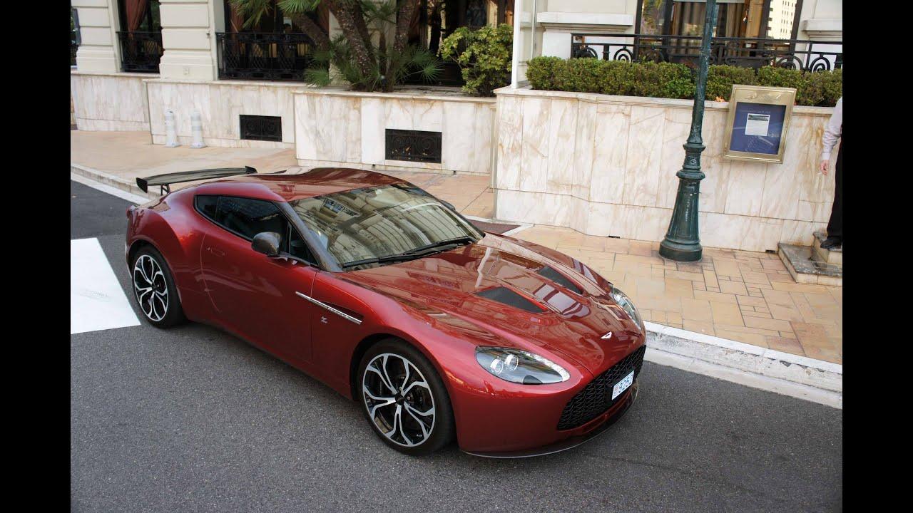 monaco supercars 2014 carsnco vol 5 aston martin v12 zagato huracan lfa f40 aventador. Black Bedroom Furniture Sets. Home Design Ideas