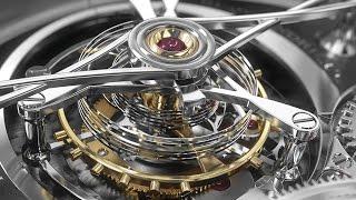 Top siêu phẩm đồng hồ Tourbillon đình đám (Phần 2) Đã từ lâu tính n...