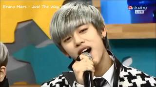 Daehyun's cover songs compilation