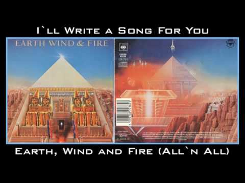 Write a song earth wind and fire
