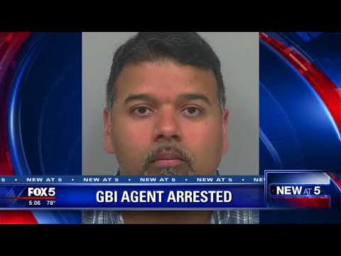 GBI agent arrested
