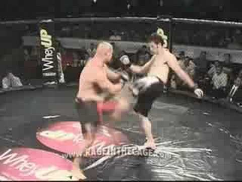 Shawn Frye RITC 115 MMA Debut