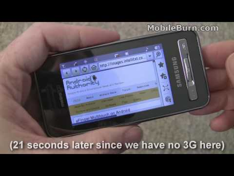Samsung Finesse for MetroPCS - part 1 of 2