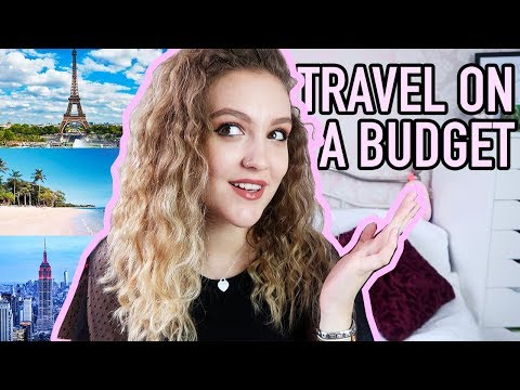 TRAVEL TIPS & TRICKS FOR A STUDENT BUDGET | How I Travel Cheap! 🌏✈️