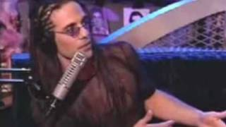 Criss Angel Early Interview part 2
