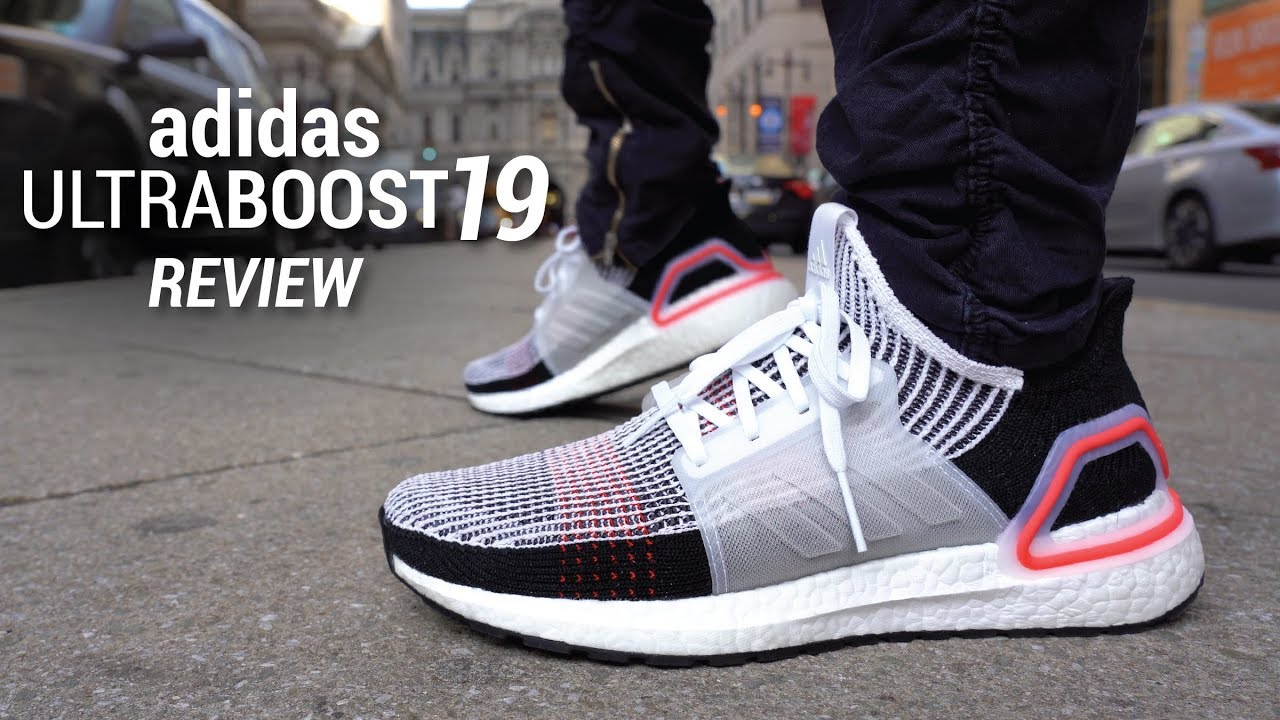 1e4f9f9d09aca Adidas UltraBOOST 19 Review   On Feet (UltraBoost 2019) - YouTube