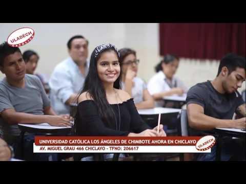 PARADA NORTE  UNIVERSIDAD CATÓLICA LOS ÁNGELES DE CHIMBOTE AHORA EN CHICLAYO