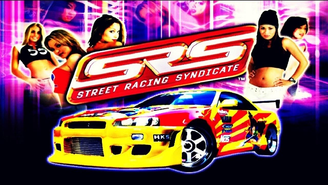Street Racing Syndicate Full Game Download