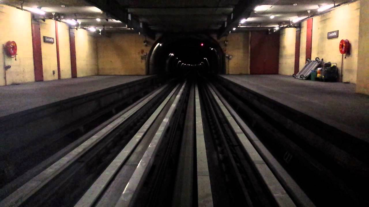 Metro de lille val 208 bouchon direction 4 cantons youtube - Magasin metro lille ...