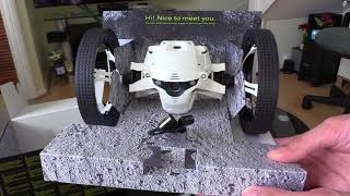 PARROT MINIDRONE JUMPING NIGHT DRONE BUZZ UNBOXING 19/04/18