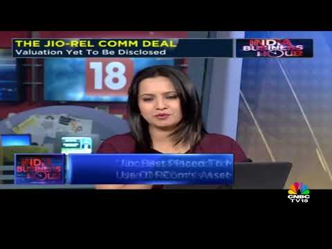 What JIO Gets From Reliance Communications? | India Business Hour | CNBC TV18