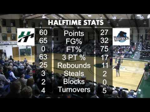HU Men's Basketball vs. Ohio State University Mansfield