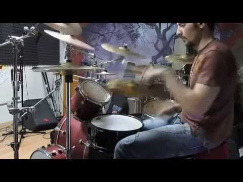 Subsonica feat, Linea 77 - 66, Drum Cover by Tawah.