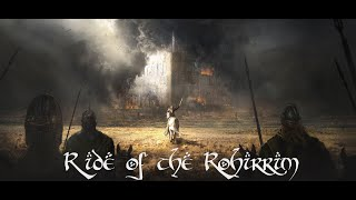 The Ride of the Rohirrim - Read by Phil Dragash (The Lord of the Rings)