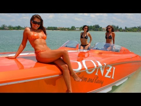 Donzi History - The Ferrari of the Powerboat World