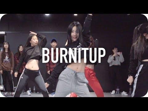BURNITUP! - Janet Jackson ft. Missy Elliott / Beginner's Class