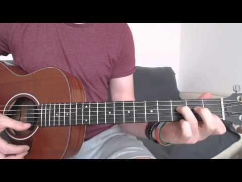 Learn 10 Awesome songs on Guitar with 1 Chord Progression! (Super Easy Beginners First Lesson)