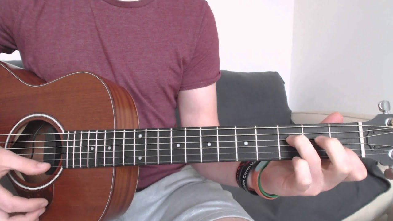 Axis of Awesome (Clean) Chords - Chordify