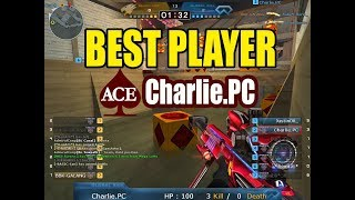 Crossfire PH: BenJunior Pub Game Sniper Shanxi Best Player Charlie.PC