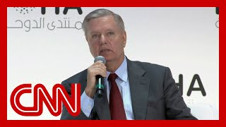 Graham: I'll do all I can to make impeachment die quickly
