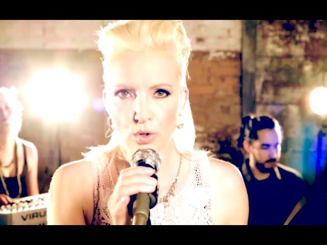 "SALME DAHLSTROM feat. SpekrFreks ""Pop Ur Heart Out (SpekrFreks Mix)"" OFFICIAL VIDEO"