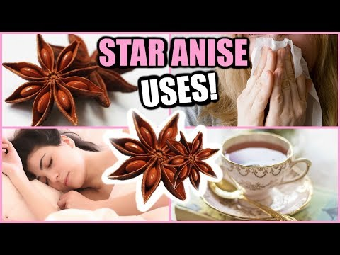 BENEFITS OF STAR ANISE For Wrinkles, Colds, Remove Evil Eye│Get Rid Of Nightmares & Negative Energy!