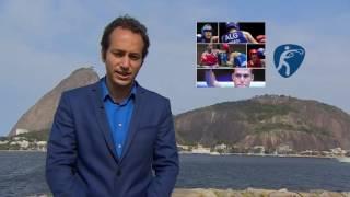 أهم منافسات اليوم الرابع لأولمبياد ريو