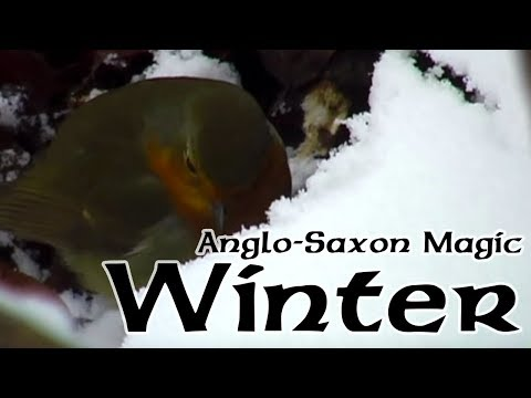 Anglo-Saxon Winter and a Charm for Cursed Land