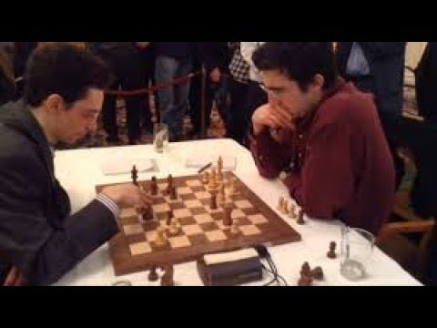 Vladimir Kramnik`s exciting game vs Fabiano Caruana 2018 Chess Candidates