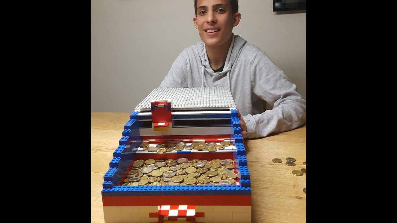 Lego Coinpusher Youtube