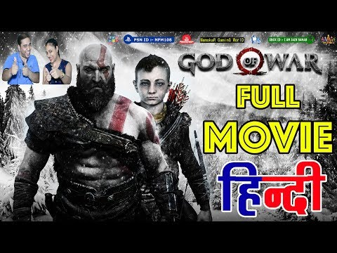 God Of War - Hindi Dubbed Full Movie 🔥🔥🔥Complete Storyline with Full Explanation || #NGW