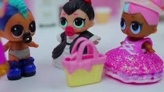 Куклы лол ДЕНЬ РОЖДЕНИЕ САХАРОК ЛЮБОВЬ ПРИЗНАНИЕ И ПОЦЕЛУЙ ПАНКИ