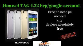Huawei Tag L22 Charging Problem Solution From Youtube - The Fastest